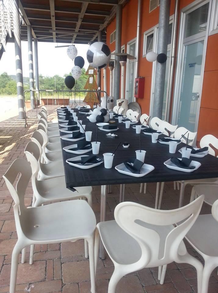 allestimenti di tavoli per compleanni