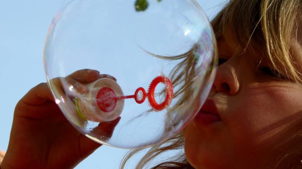 animazione e giochi con bolle di sapone per cerimonie