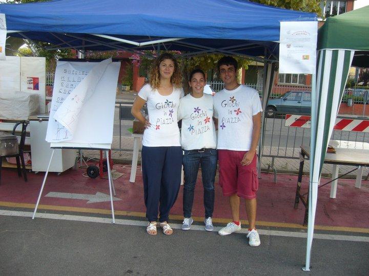 Evento Giochi in Piazza 2011