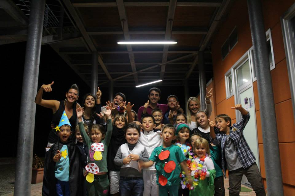 Festa finale MAGIC SUMMER CAMP