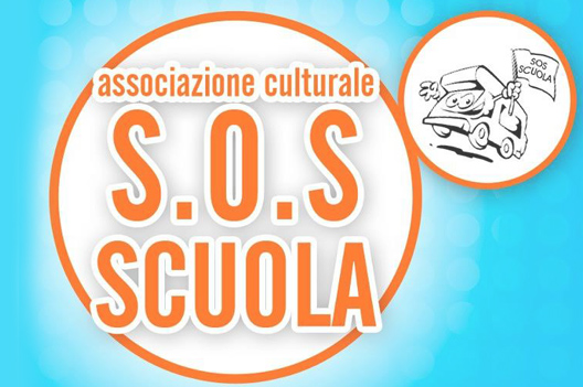 logo S.O.S Scuola, Associazione Culturale di Pontedera